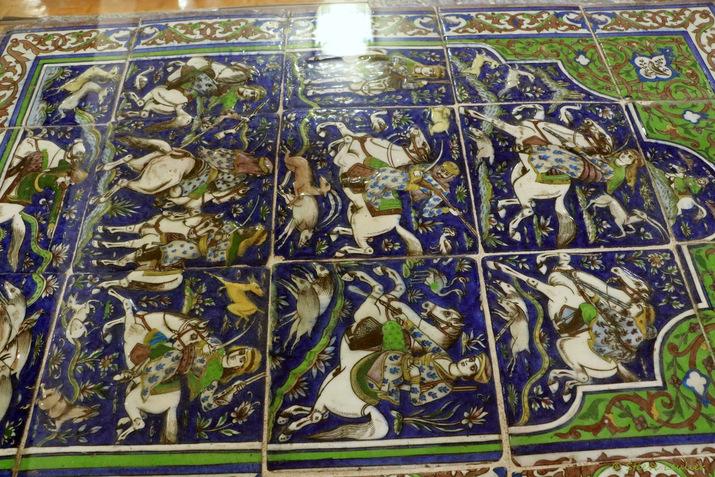 Musée arménien Vânk, Ispahan