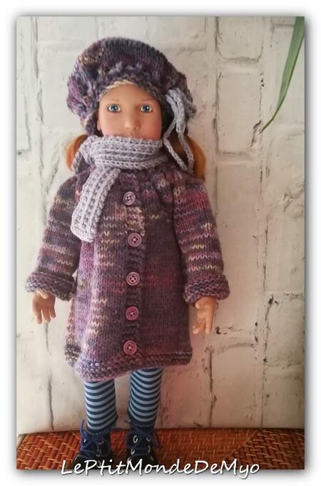 Dressing d'hiver de Margitta
