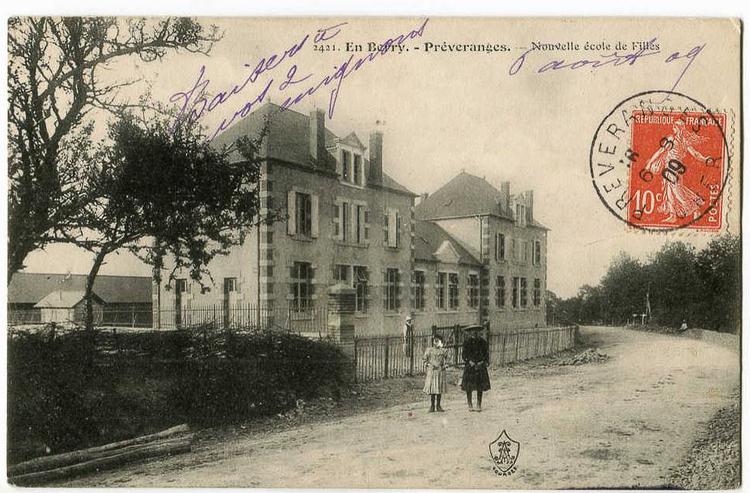 Ecole Préveranges