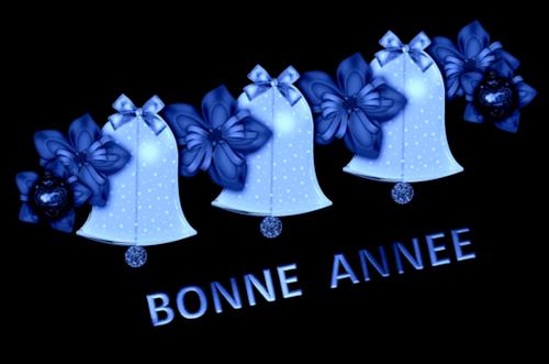 Bonne Annee, Nouvel an