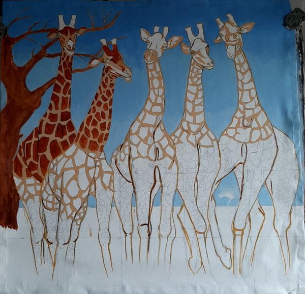 Vendredi - Aventure girafe (1)