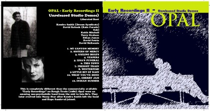 Opal - Early recordings Volume 2