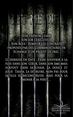 Chronique du roman {Let me die}