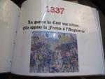 Médiathèque : Exposition sur le Moyen Âge (7)