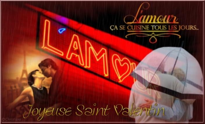 Creations St Valentin