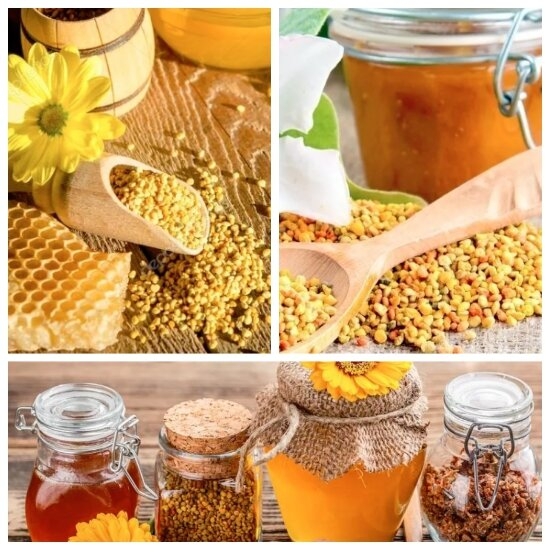 Как принимать пчелиную пыльцу для диабета