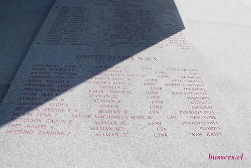 mémorial américain à neuville 2017