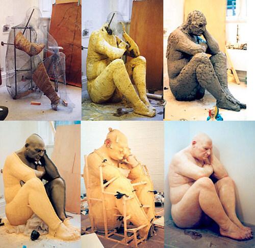 Ron Mueck Artiste Sculpteur