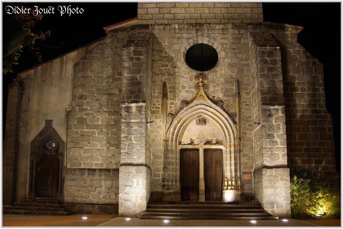 (63) Puy de Dôme - Saint Rémy sur Durolle (2) - Eglise Saint Loup