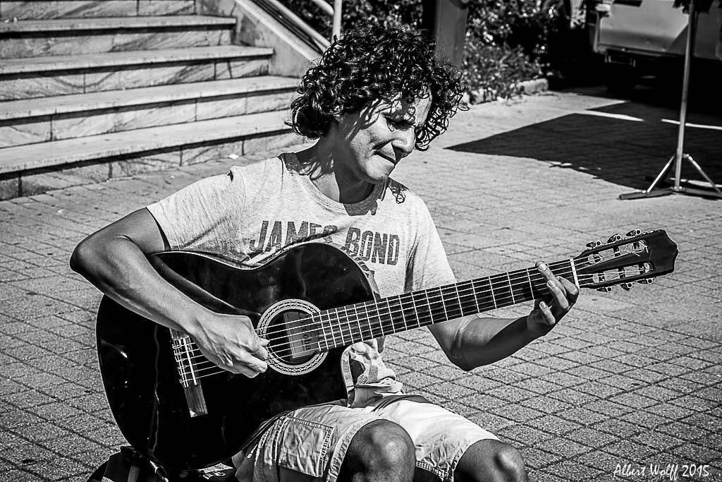 Musique et soleil