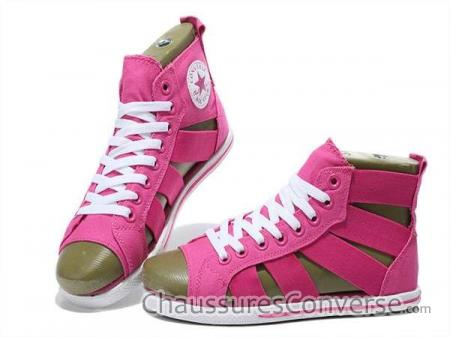 Conception innovante 0b4ef ebee8 Chaussures Converse Femme Converse All Star pantoufle ...