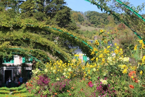 Giverny et son jardin