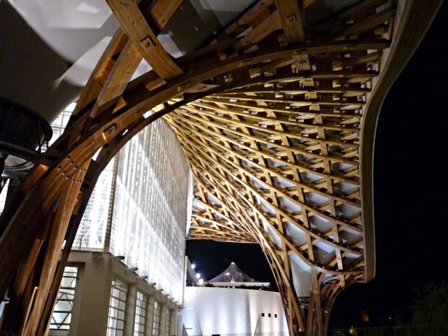 Centre Pompidou Metz 1ère nocturne 4 15 05 10 - 1
