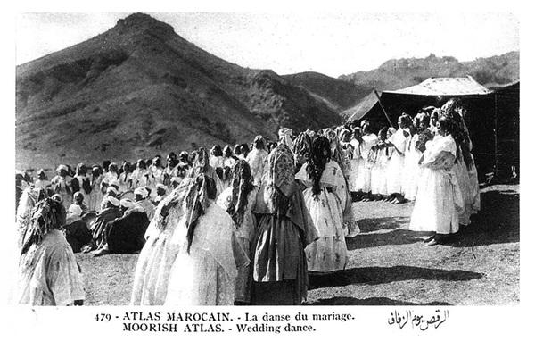 Le mariage berbère (2)