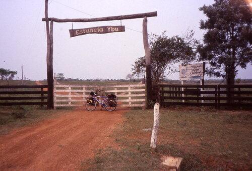 Direction le Sud