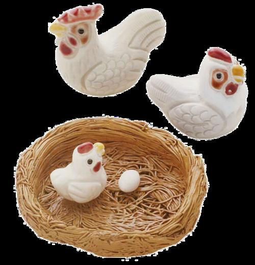 Pâques nids 4