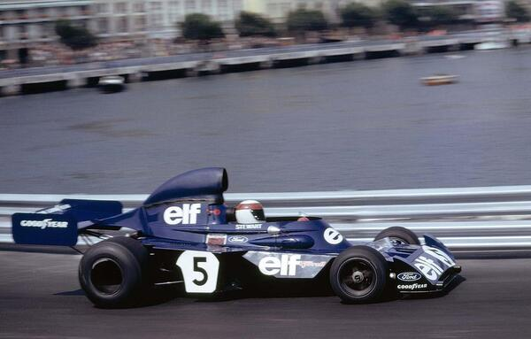 GP automobile de Monaco ( 1970-1979 )
