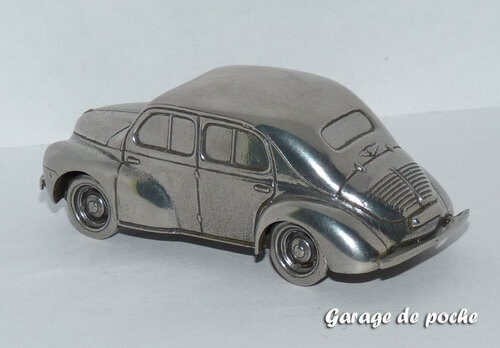 "4cv ""Salon de Paris"" 1946"