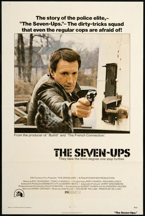 THE SEVEN-UPS BOX OFFICE USA 1973
