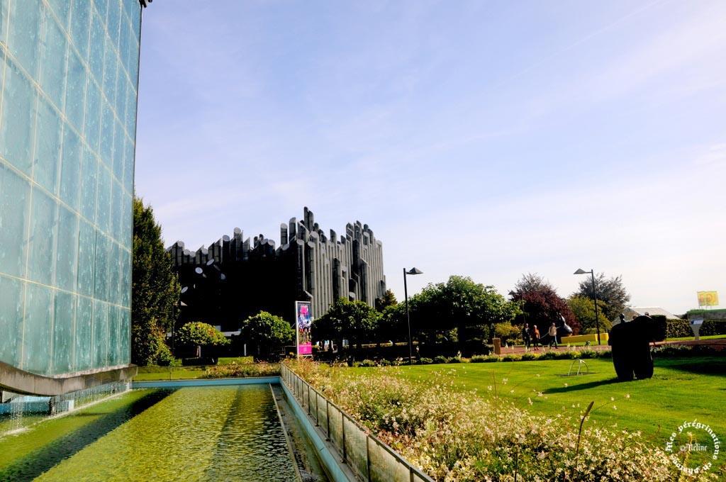 Visite du Parc du Futuroscope (7)Mes vacances avec mon amie Noisette en septembre 2012 !