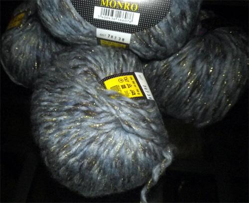 - Le plein de laines