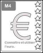 M4-M5: Résoudre des problèmes de la vie courante avec l'Euro.