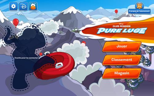 La nouvelle version de Pure Luge est sortit