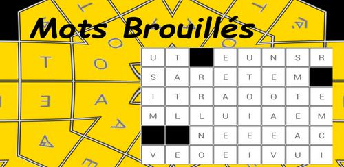 Mots Brouillés