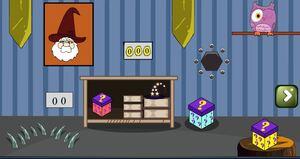 Jouer à Genie Wizard house escape