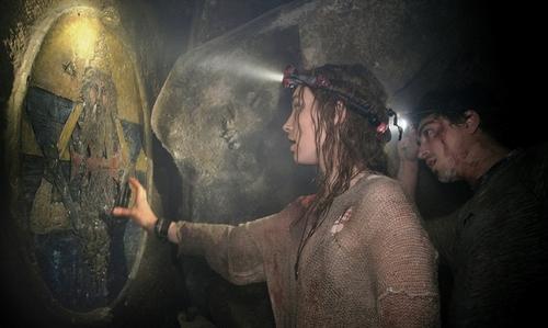 Catacombes - un film de John Erick Dowdle (2014)