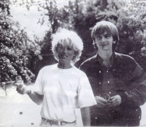 1987, série estivale à Feucherolles.