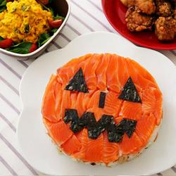 Halloween sushi!