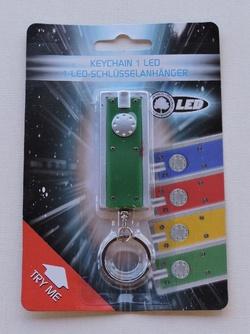 Catégorie Divers - Lampe Keychain