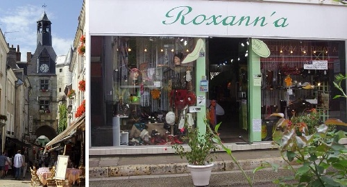 La collection couleur OR chez ROXANNA