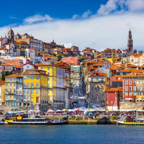 Trésor caché... au Portugal!