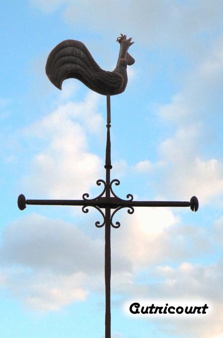 Coqs de clochers du canton de Montigny sur Aube