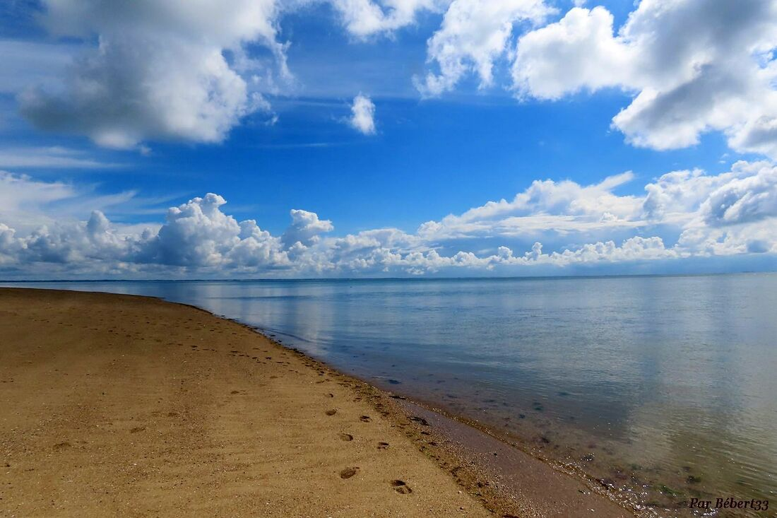 Sur l'île de Noirmoutier