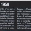 christine 1959