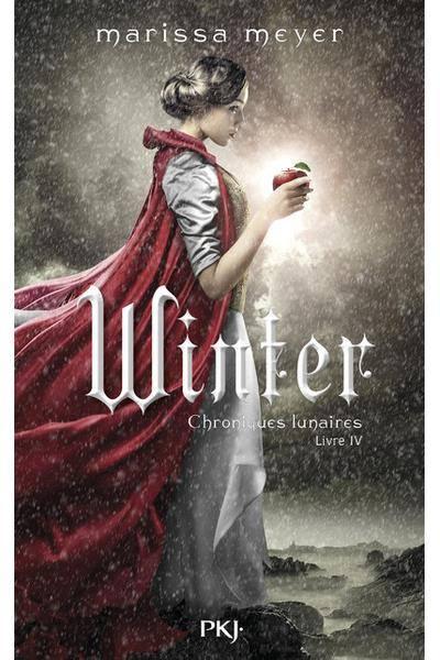 """couverture française de """"Winter"""""""