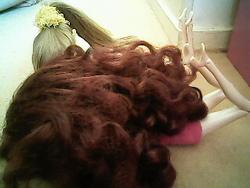 Relooking de wig stock XD