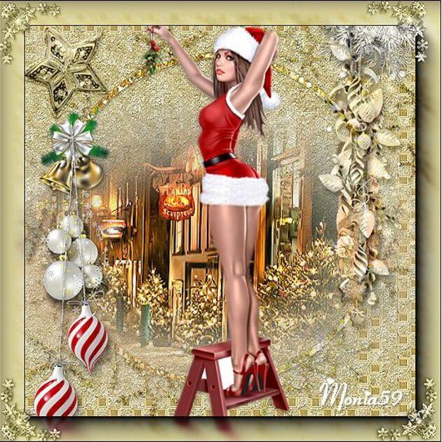 Défi Mère Noel
