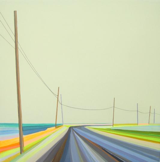 des routes en couleurs
