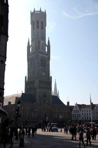 Brocante à Bruges