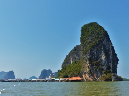 Village flottant de Koh Panyee