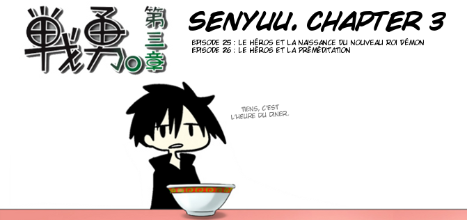 Chapter 3, Episodes 25 et 26