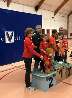 start'in course Villeparisis 17/03/2019 - suite - les podiums