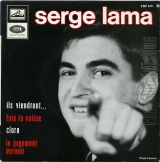 Serge Lama, 1965