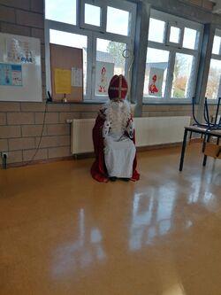 Bonjour Saint Nicolas