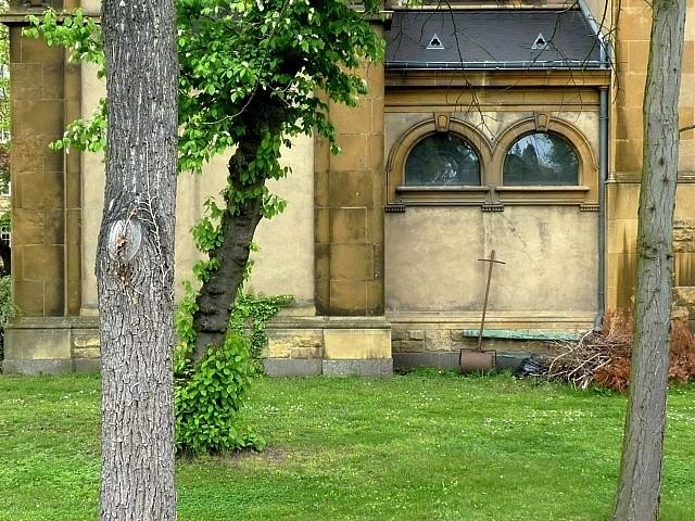 Une croix au Grand Séminaire 4 Marc de Metz 2012