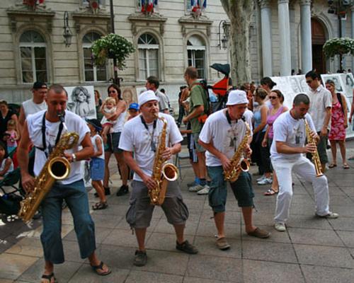 Le grand almanach de la France : Le festival d'Avignon